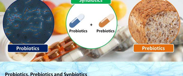 probiotics-prebiotics-synbiotics
